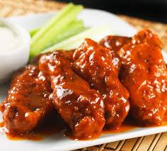 Buffalo Chicken Wings  (per lb)