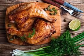 Chicken Leg Quarters  (per lb)