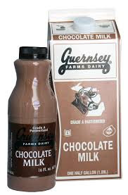Guernsey Chocolate Milk (half Gallon)