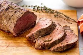 Cow Tenderloin - Whole  (6 lb)