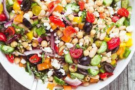 Mediterranean Salad (per lb)