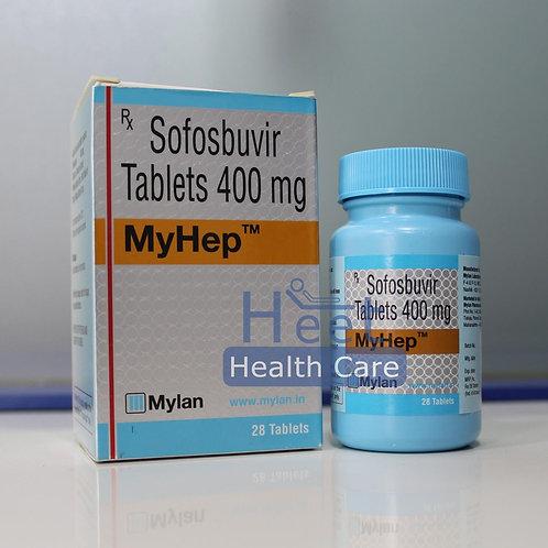 Софосбувир Myhep