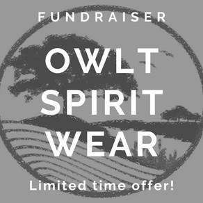 OWLT Spirit Wear and Gear Fundraisers!