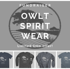 OWLT Spirit Wear Fundraiser!