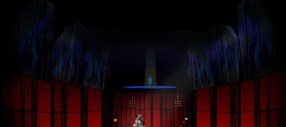 Skatching theatre show Amy Winehouse .jp