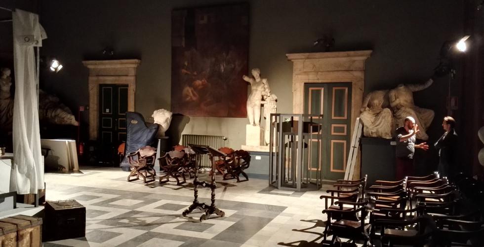 """Gianni Schicchi Opera"" Great Hall's Mod"