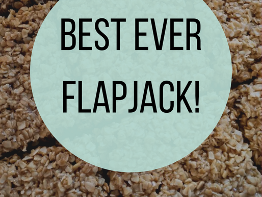 BEST EVER FLAPJACK!