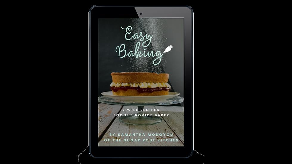 Easy Baking Ebook