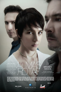 Broken Souls - Juan Pablo Arroyo Abraham