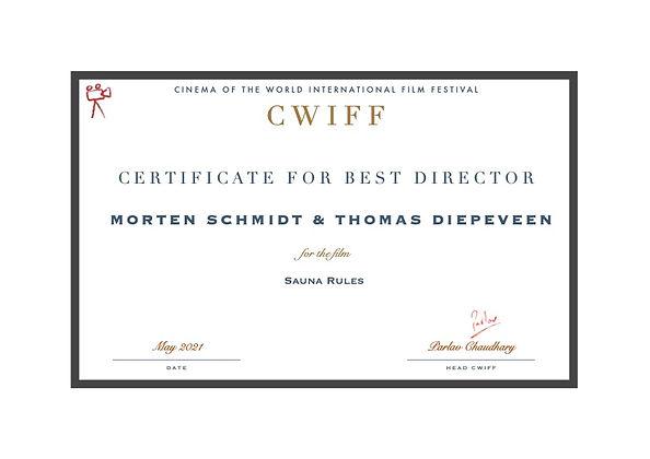 9. Best Director - Sauna Rules.jpg