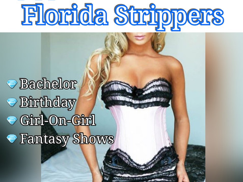 Tampa Entertainers * Tampa Strippers * Tampa Bartenders * Tampa Waitress