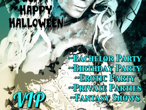 Halloween Strippers ~ Hottest Female Strippers for Parties ~ Tampa - Clearwater - St. Petersburg 813