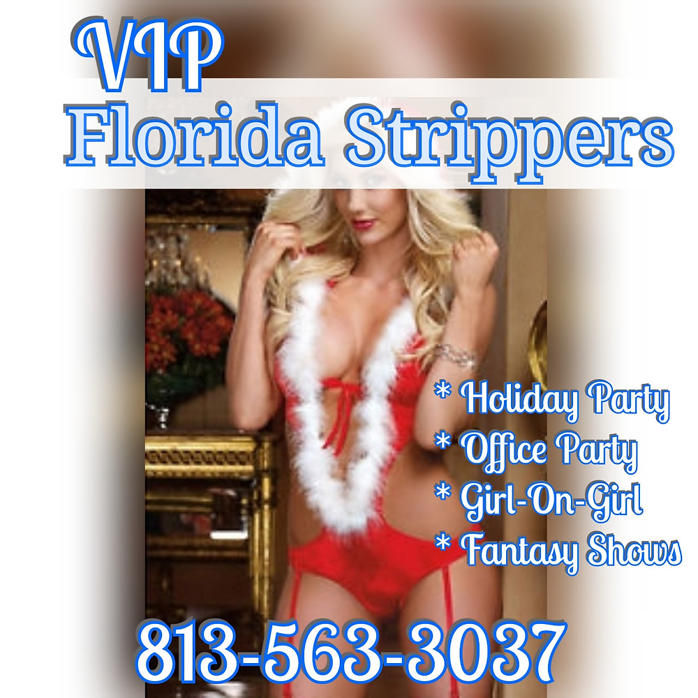 Clearwater * Holiday Party Strippers