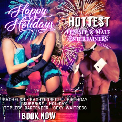 Holiday Party Strippers