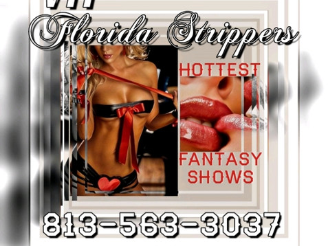 Florida Strippers ~ Hottest Female Entertainers ~ Bachelor ~ Birthday ~ Private Parties ~ Fantasy Sh