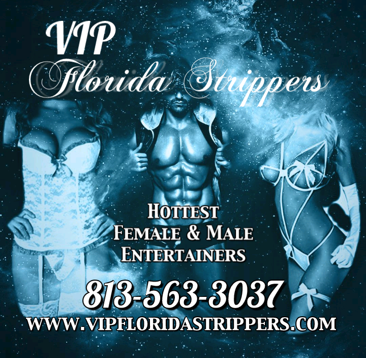 Tampa's Hottest Female & Male Strippers | Tampa, FL | VIP Florida Strippers