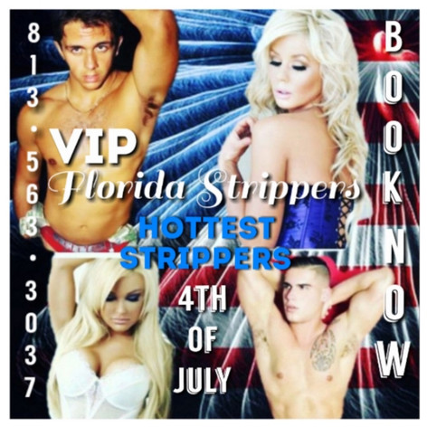 4th Of July Strippers