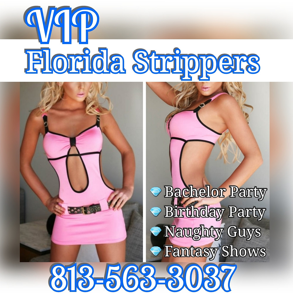 Tampa Strippers * Topless Bartenders * Sexy Waitress