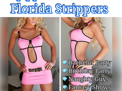 Tampa Stripper Parties * Topless Bartenders * Sexy Waitress