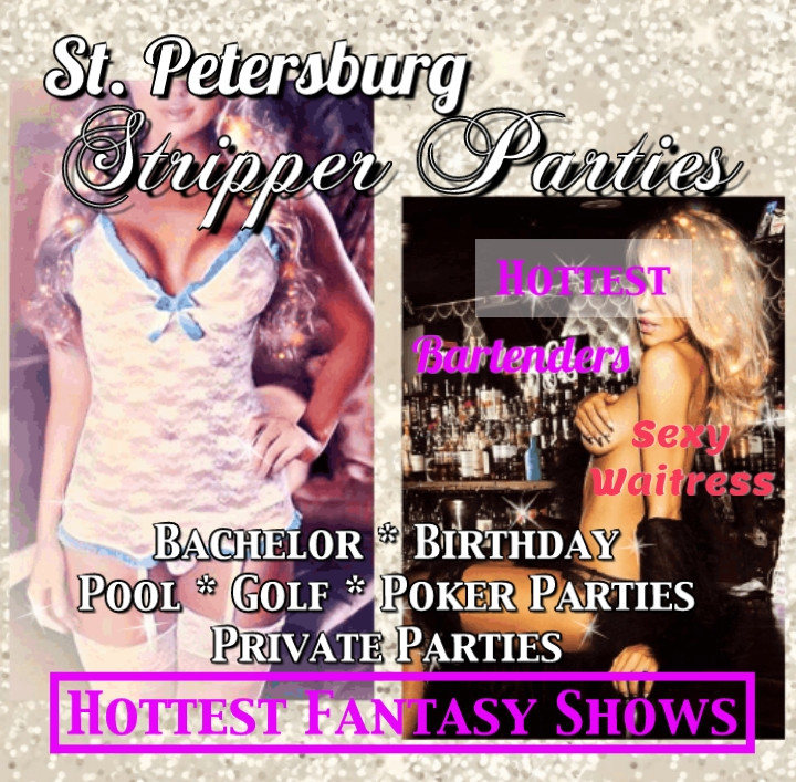 Hottest Female & Male Strippers | St. Petersburg, FL | VIP Florida Strippers