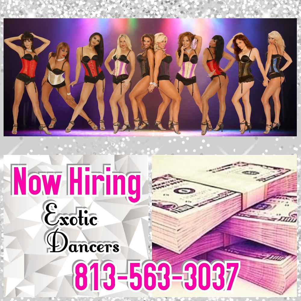 Hiring Female Strippers in Tampa, FL for Events and Parties ~ VIP Florida Strippers