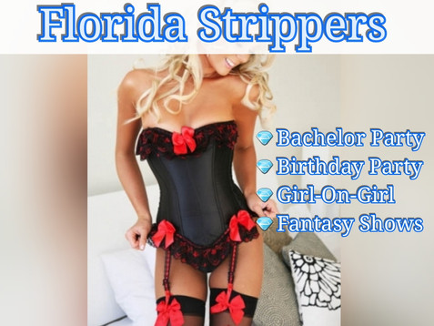 Tampa Strippers * Tampa Topless Bartenders * Tampa Sexy Waitress