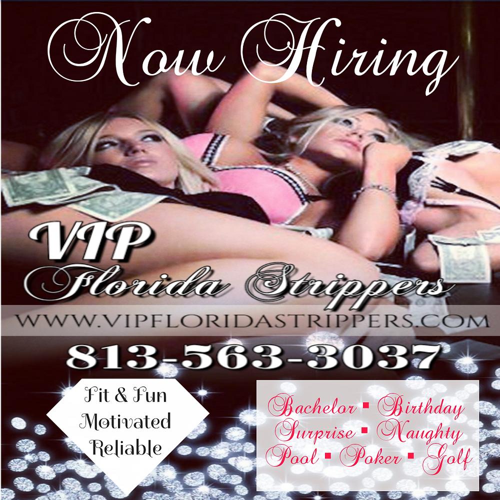 Stripper Jobs | Tampa, FL  | Now Hiring