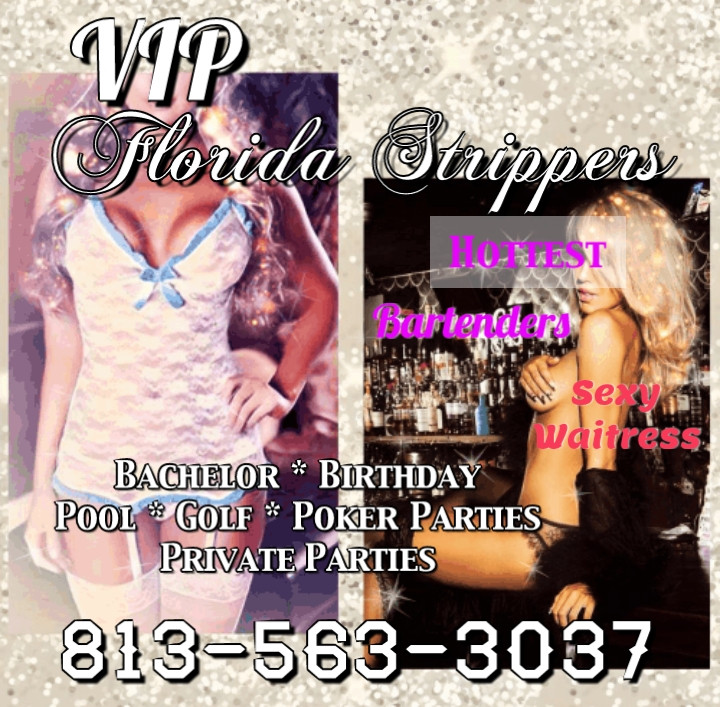 Hottest Tampa Female Strippers