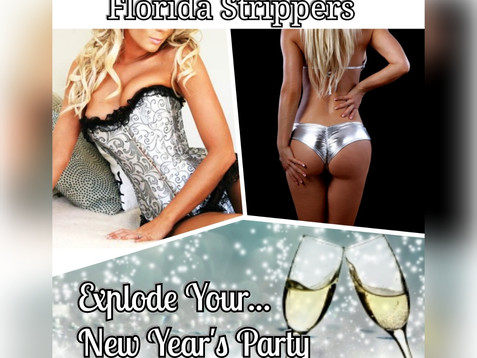 New Year's Party Strippers * Topless Bartender's * Sexy Waitress in Tampa