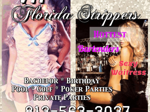 Daytona Entertainers ~ Hottest Female Strippers in Florida ~ Bachelor ~ Birthday ~ Private Parties 8