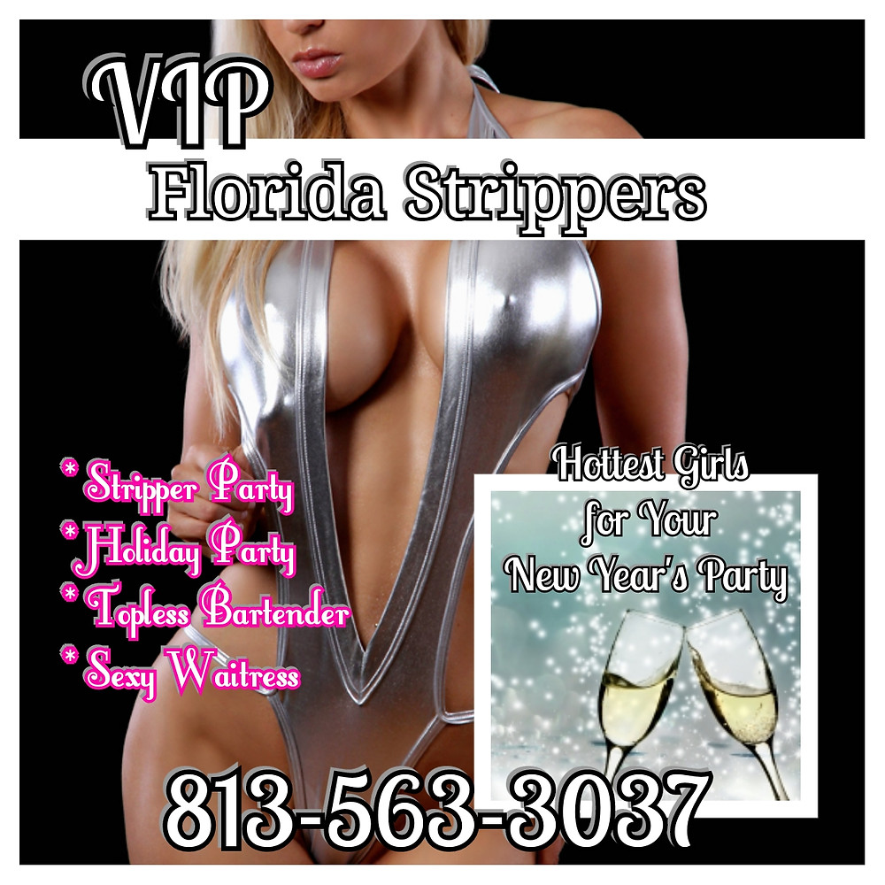 Tampa Holiday Stripper Parties