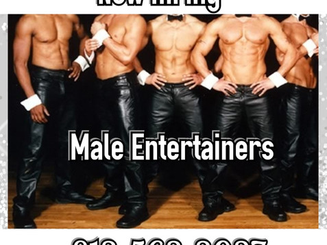 Now Hiring * Male Strippers * Tampa * Clearwater * St. Petersburg * VIP Florida Strippers
