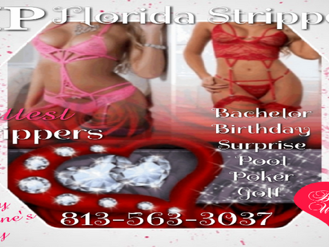 Valentine's Day Strippers | Tampa, FL | Bachelor + Birthday + Surprise + Bartender + Waitress