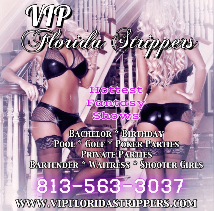 Bachelor Party Female Strippers | Tampa, FL | VIP Florida Strippers