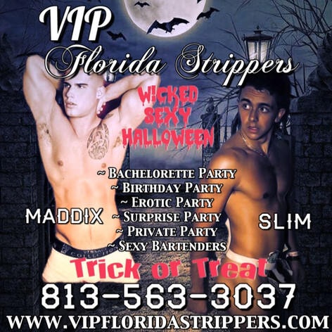 Halloween SEXY Strippers