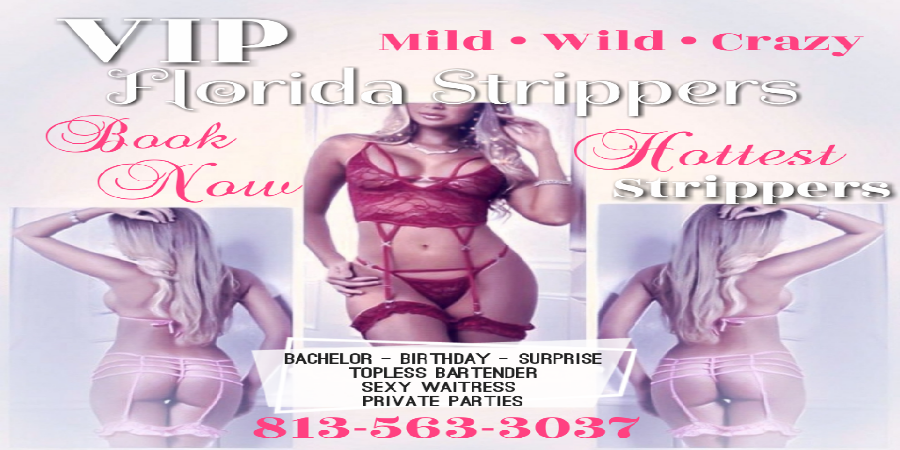 Tampa Strippers | Tampa, FL | Bachelor + Birthday + Bartender + Waitress + Private Parties - Call NOW To Book Your Event or Party 813-563-3037