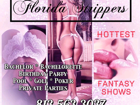 Daytona Strippers ~ Hottest Female Erotic Entertainers ~ Private Parties 813-563-3037