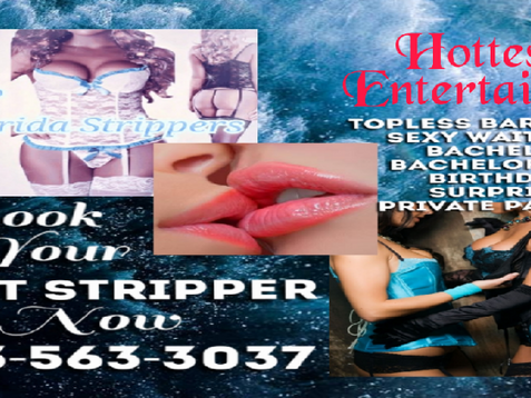Tampa Strippers   Tampa, FL   Bachelor + Birthday + Bartender + Waitress + Private Parties