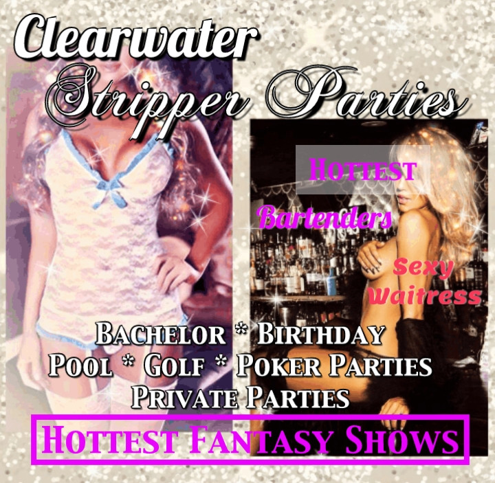 Clearwater's Hottest Female Strippers | Clearwater, FL | Bachelor - Birthday - Private