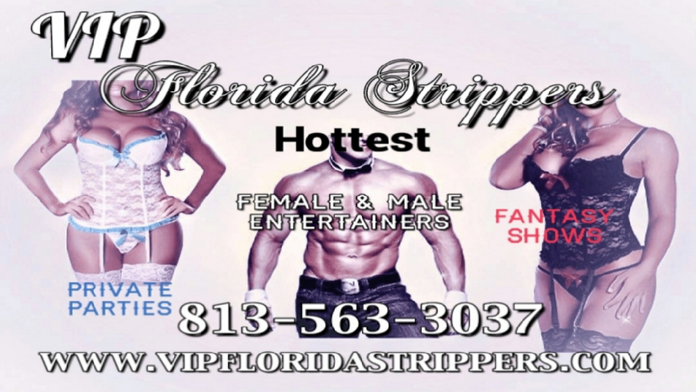 Tampa Strippers   Tampa, FL   Bachelor + Birthday + Bartender + Waitress + Private Parties - Call NOW To Book Your Event or Party 813-563-3037