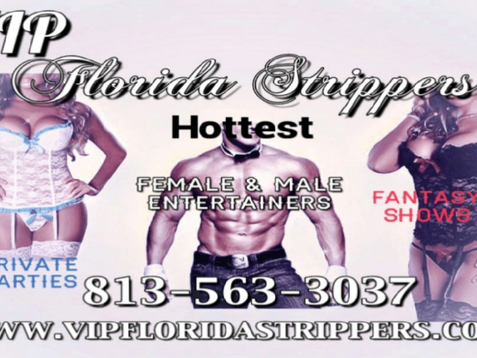 Florida Strippers   Tampa, FL   Bachelor + Birthday + Bartender + Waitress + Private Parties