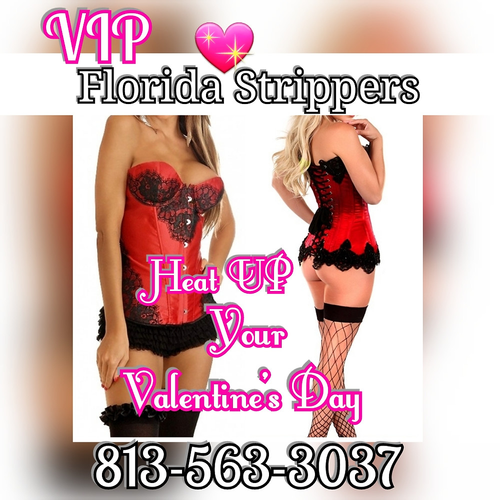 Valentine's Day Strippers