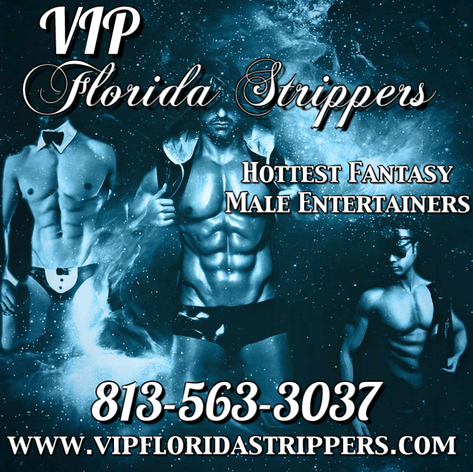 Hottest Male Strippers