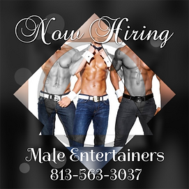 Hiring Male Strippers