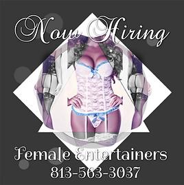 Hiring Female Strippers