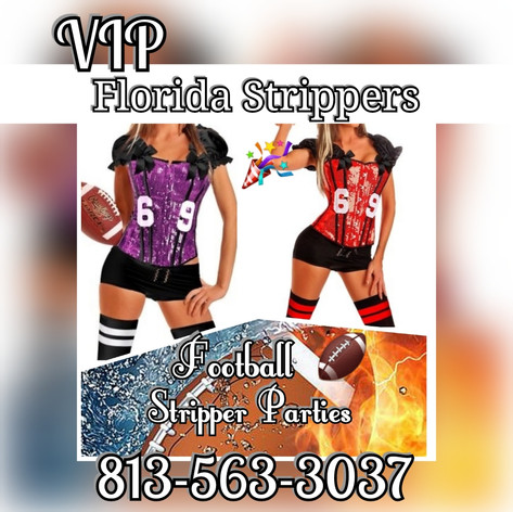 Football Party Strippers