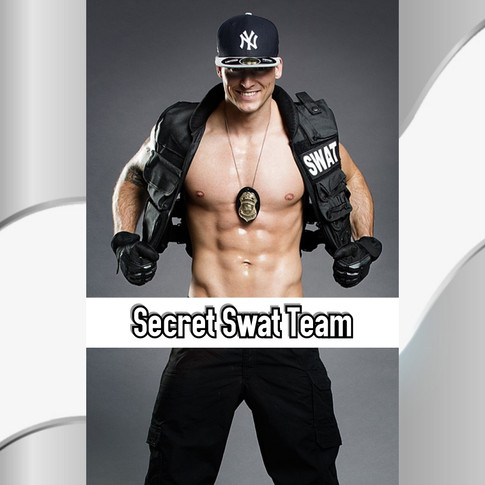 Secret Swat Team Stripper