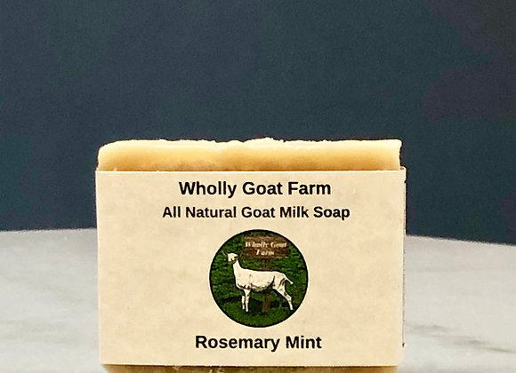 Goat Milk Soap - Rosemary Mint