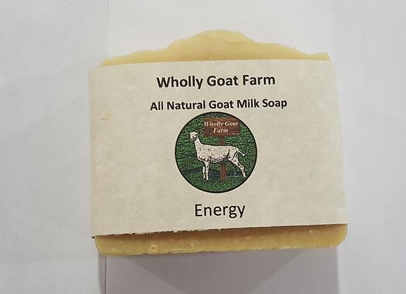 Goat Milk Soap - Energy