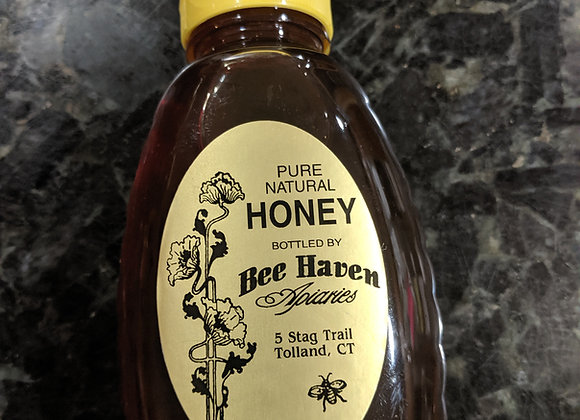 CT Raw Honey